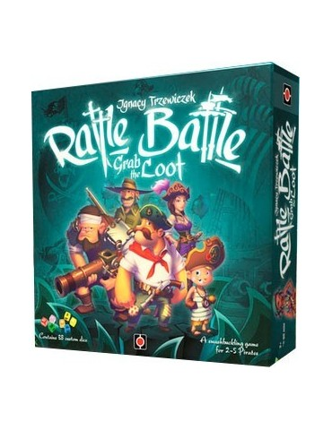 Rattle, Battle, Grab the...