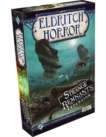 Eldritch Horror: Strange...