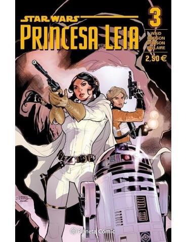 Star Wars: Princesa Leia nº...