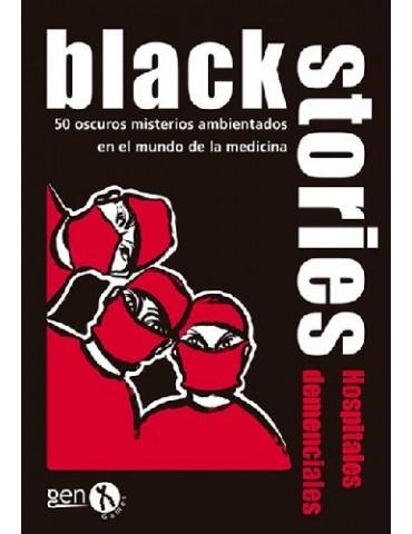 Black Stories: Hospitales...