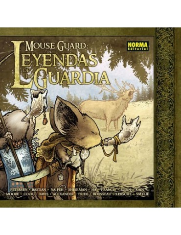 Mouse Guard: Leyendas de la...