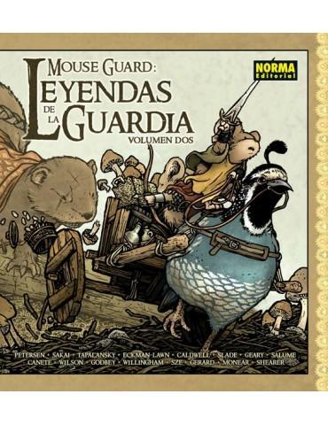 Mouse Guard: Leyendas de la...