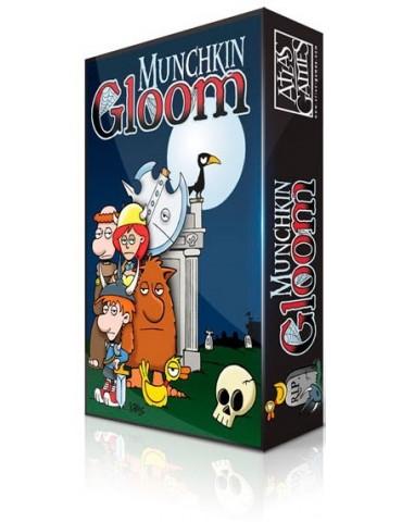Munchkin Gloom (Inglés)