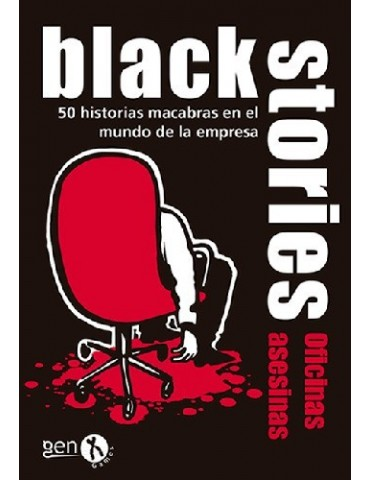 Black Stories: Oficinas...