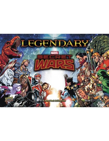 Legendary: Secret Wars -...