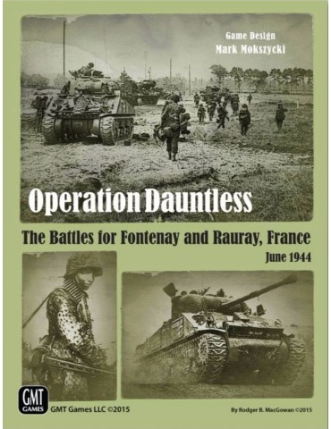 Operation Dauntless: The...