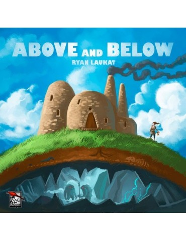 Above & Below (Inglés)