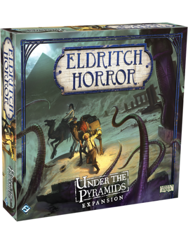 Eldritch Horror: Under the...