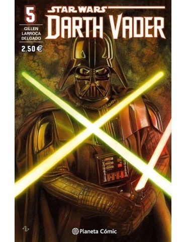 Star Wars: Darth Vader nº 05
