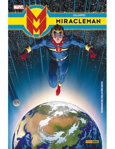 Miracleman 3: Olimpo