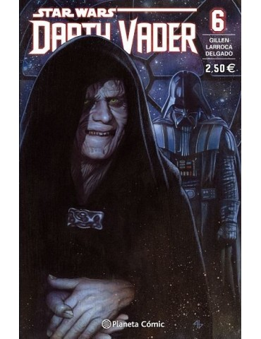 Star Wars: Darth Vader nº 06