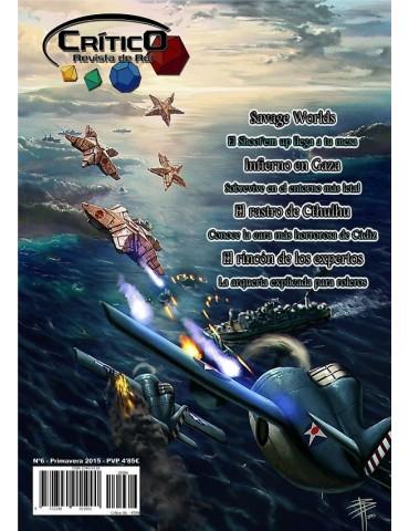 Revista Crítico Nº6