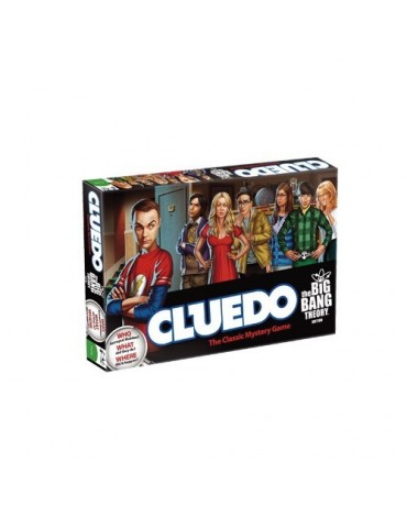 Cluedo The Big Bang Theory...