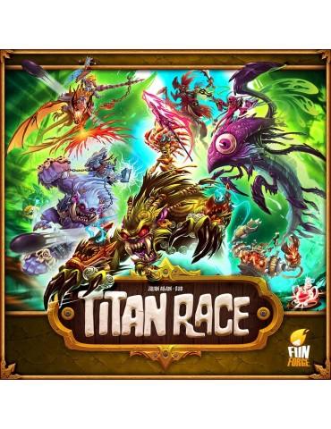 Titan Race (Inglés)