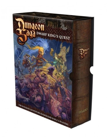 Dungeon Saga: Dwarf King's...