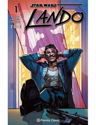 Star Wars: Lando nº 01 (de 5)