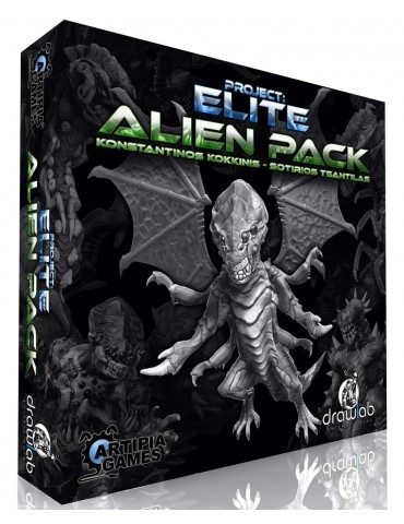Project: ELITE – Alien Pack