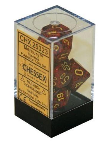 Set de dados Chessex...