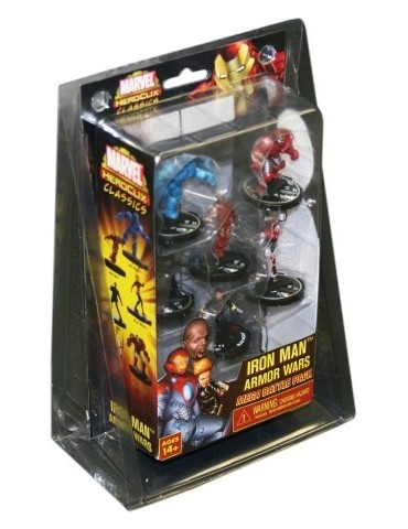 Marvel HeroClix Iron Man...