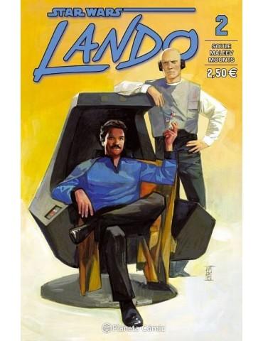 Star Wars: Lando nº 02 (de 5)