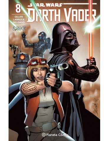 Star Wars: Darth Vader nº 08