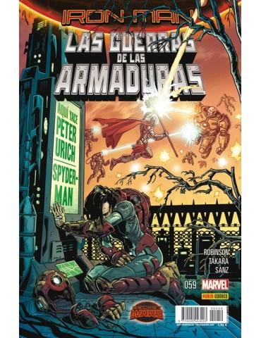 Iron Man Vol. 2 59 (Secret...