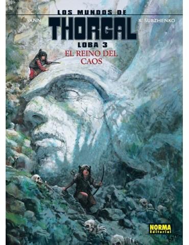 Los Mundos de Thorgal. Loba...