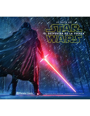 El arte de Star Wars: El...