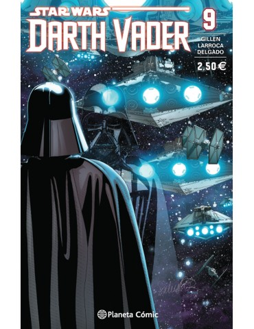 Star Wars: Darth Vader nº 09