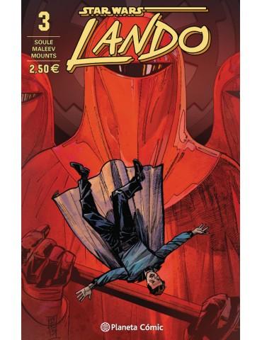 Star Wars: Lando nº 03 (de 5)