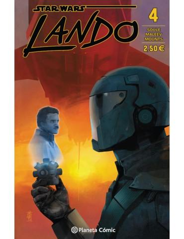 Star Wars: Lando nº 04 (de 5)