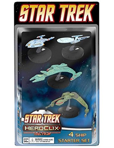 Star Trek Heroclix: Tactics...