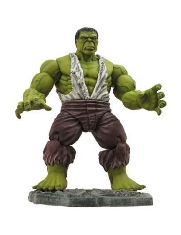 Figura Marvel Select. Hulk...