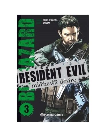Resident Evil nº 03 (de 5)