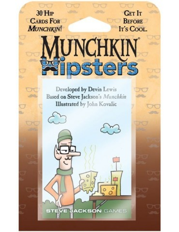 Munchkin Hipsters