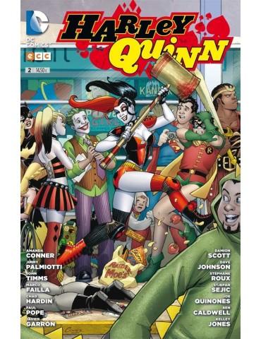 Harley Quinn núm. 02