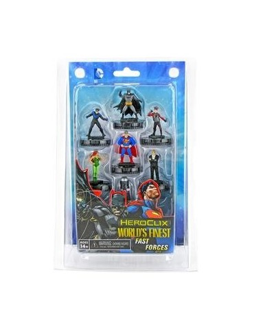 DC Heroclix: World's Finest...