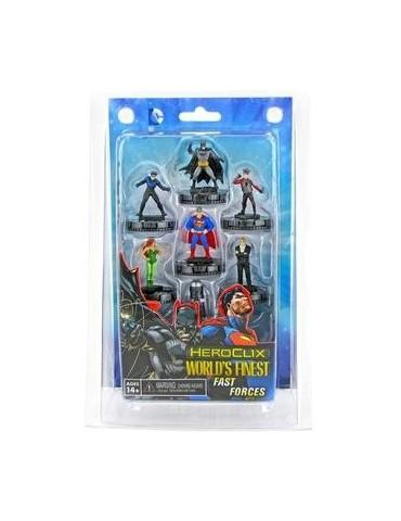 DC Heroclix: World's Finest...