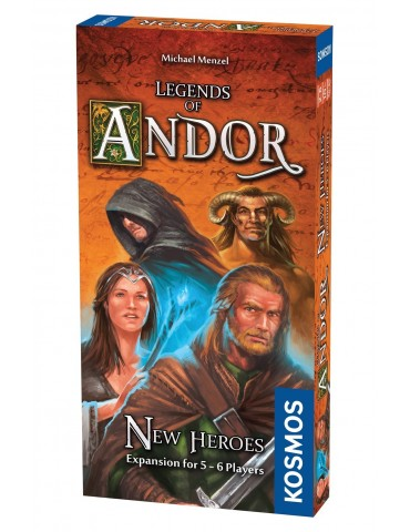 Legends of Andor: New...