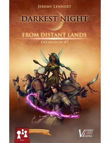 Darkest Night Promo Pack:...