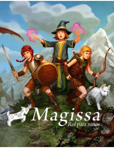 Magissa + Copia Digital