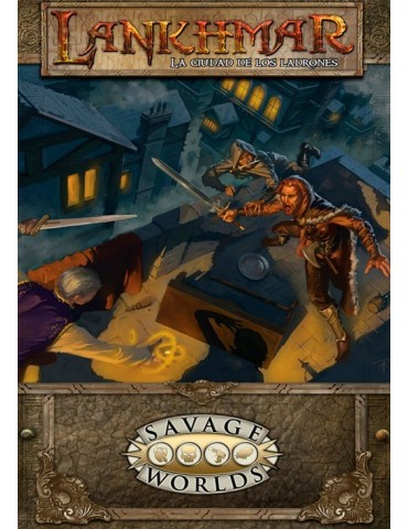 Savage Worlds: Lankhmar, la...