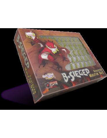 B-Sieged: Darkness & Fury –...