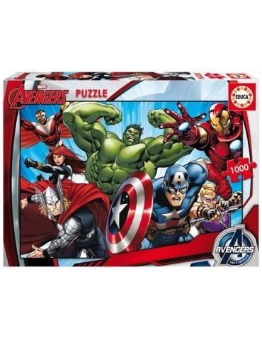 Puzle Marvel Avengers 1000...