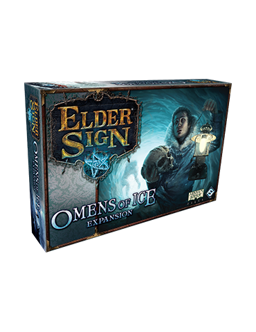 Elder Sign: Omens of Ice...