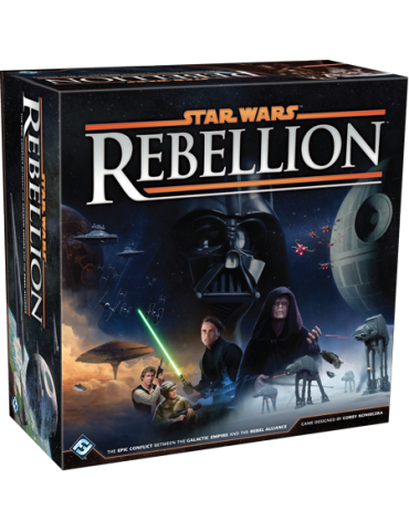 Star Wars: Rebellion (Inglés)