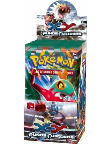 Pokémon XY: Sobres Puños...