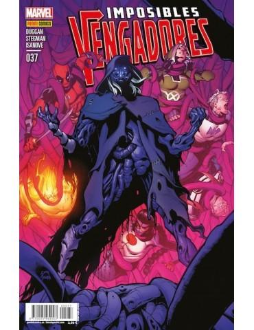 Imposibles Vengadores 37