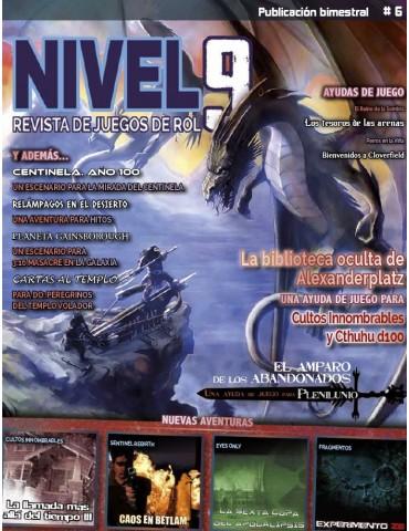 Nivel 9 (Núm. 6)