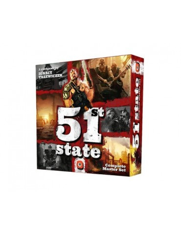 51st State: Master Set...